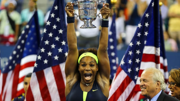 No Place Like  Home: Serena's US Open journey