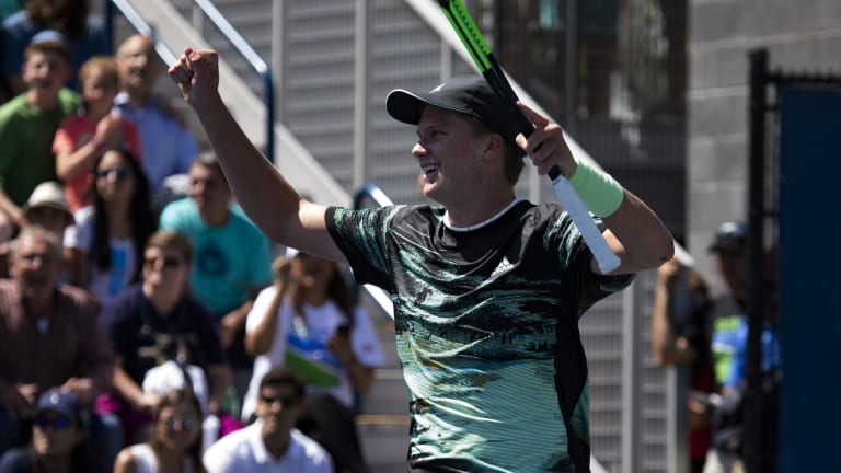 His easy power gone, Berdych hit out of US Open by U.S. teen Brooksby