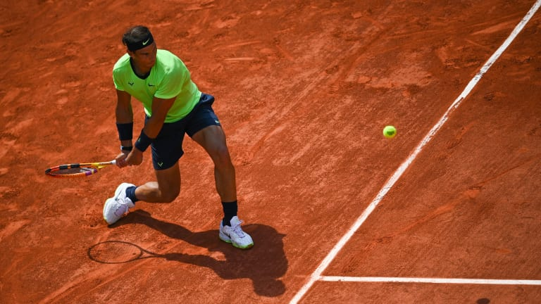 Rafael Nadal has been the player to beat on clay for nearly two decades (Getty Images).