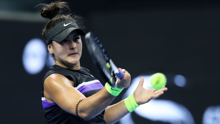 Osaka v. Pavlyuchenkova heads top women's Australian Open 1st-rounders