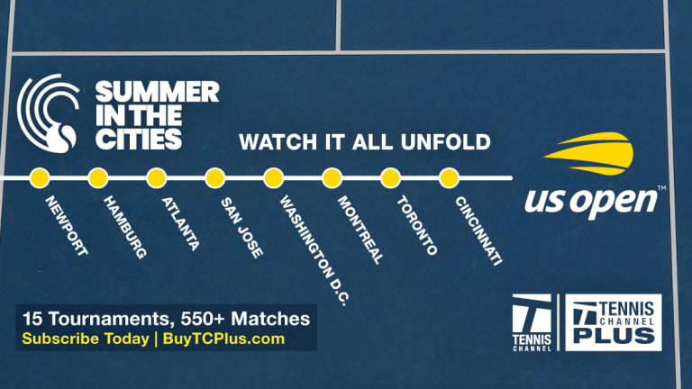 Match of the Day: Alex de Minaur vs Bernard Tomic, Atlanta