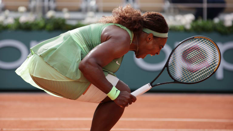 Serena is hitting her stride at the perfect time