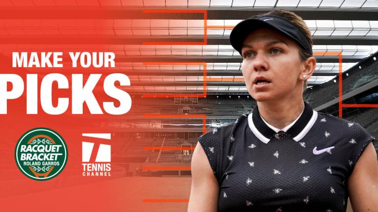 Racquet Bracket: Make your 2020 Roland Garros men's and women's picks