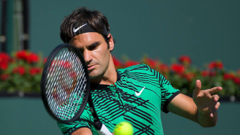Federer and Vesnina, legend and late bloomer, earned inspiring IW wins