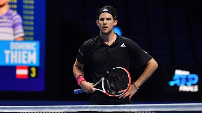 Medvedev's London sweep portends an interesting future in men's tennis