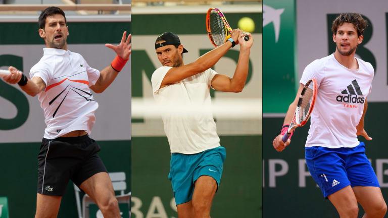 Djokovic, Nadal, Thiem: Which of Roland Garros' Big 3 will prevail?