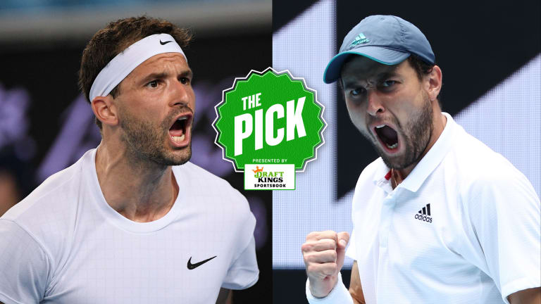 The Pick: Grigor Dimitrov v. Aslan Karatsev, Aussie Open quarterfinals