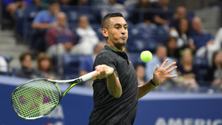 20 years ago in Paris, Kuerten's new string sent tennis world spinning