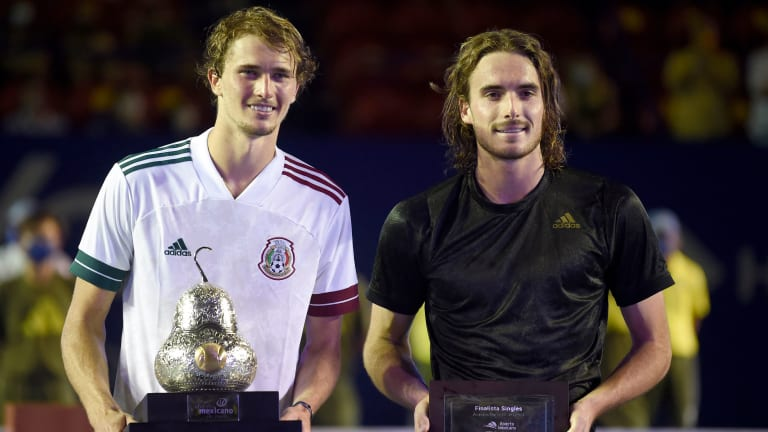 Zverev battles past Tsitsipas in Acapulco for biggest title since 2018