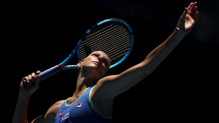 In case you forgot, WTA Top 5: Where they left off, looking ahead
