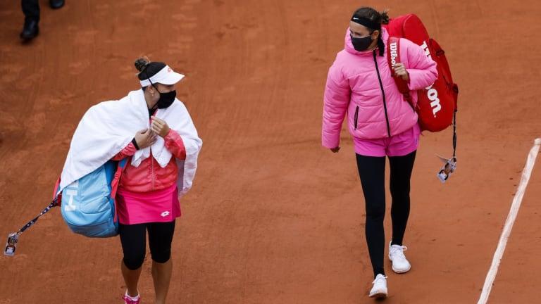 Recapping a wild Week 1 at Roland  Garros