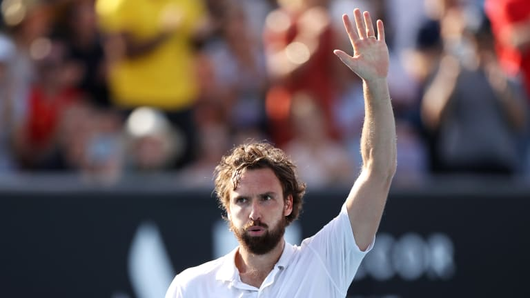 Unseeded & Unfazed, Melbourne Day 2: Gulbis outclasses Auger-Aliassime