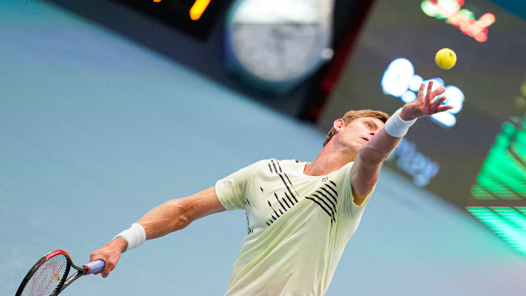 Ranking Reaction: Former No. 5 Kevin Anderson soars back into Top 100