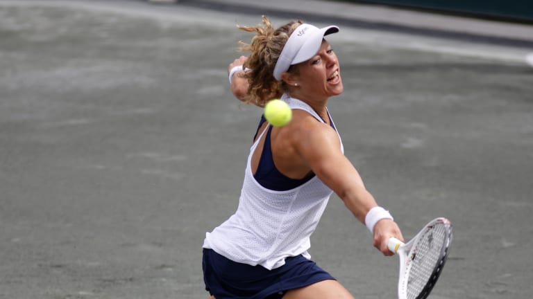 Americans continue to fight a losing battle on clay