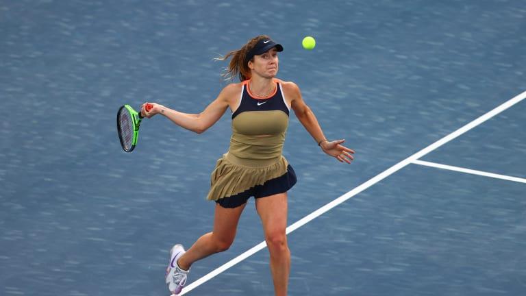Kuznetsova solves Svitolina in Dubai stunner, Pliskova survives