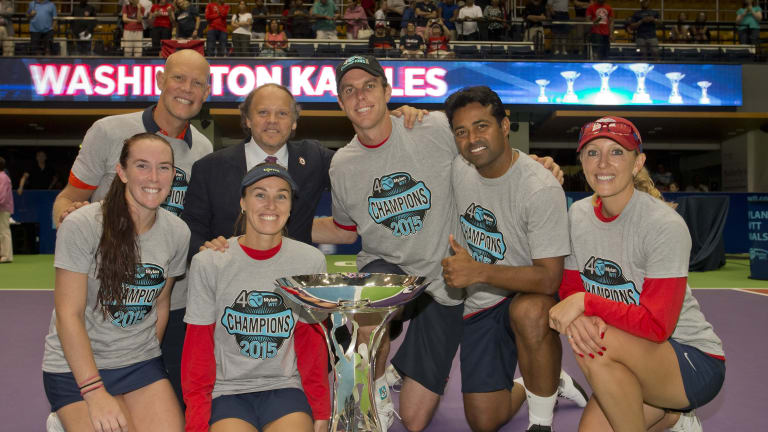 With fifth straight title, WTT's Kastles crystalize a new sports dynasty