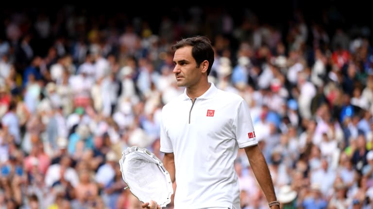 Roger Federer returns to the All England Club seeking his ninth Wimbledon title—and trying to wipe away the sting of the 2019 final. After pulling out of Roland Garros as a precautionary measure, the 39-year-old will face Adrian Mannarino in the first round. (He's also away from Djokovic's half of the draw.)