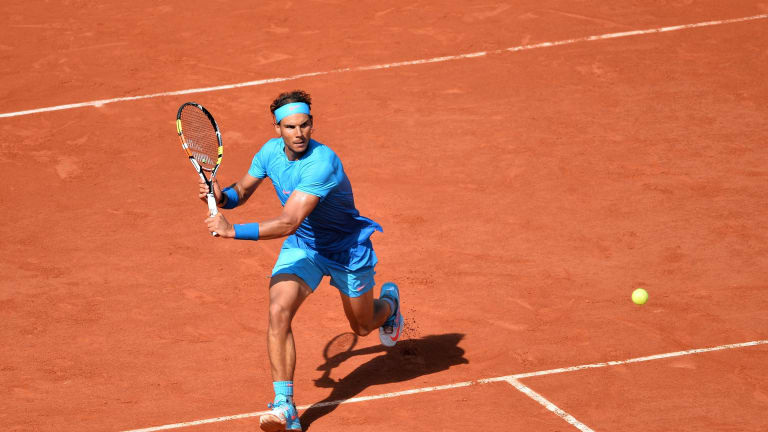 Who's the greatest clay-courter of them all—Chris Evert or Rafa Nadal?
