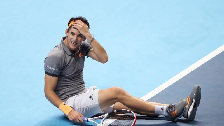 Drama Kings: Thiem backs up Federer ATP Finals win by edging Djokovic