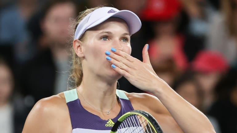 Three to See, Day 3: Wozniacki vs. Yastremska; Gauff; Federer