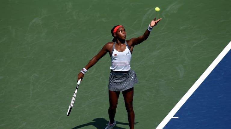 US Open WTA Match of the Day: Coco Gauff vs Anastasija Sevastova