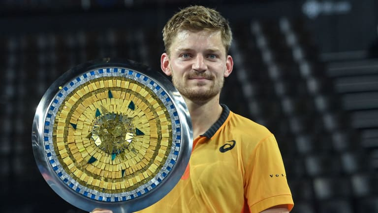 No. 114 Popyrin wins Singapore title; Goffin conquers Montpellier