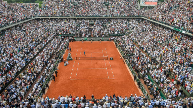 17. 2018 French Open