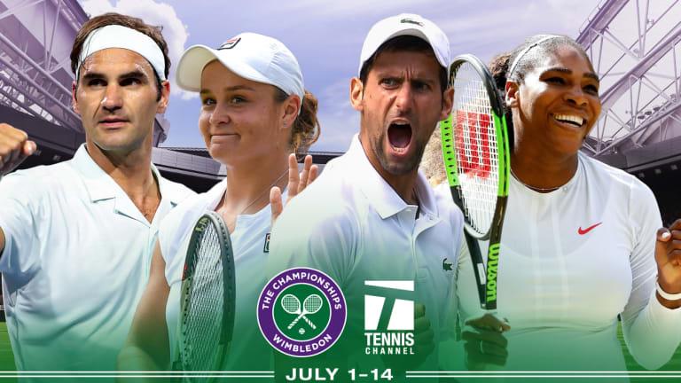 Top 5 Men's Wimbledon First-Rounders—Djokovic, Anderson, Thiem at risk