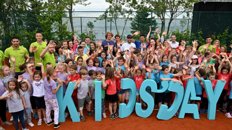 Djokovic's well-stocked, carefree Adria Tour says tennis must go on