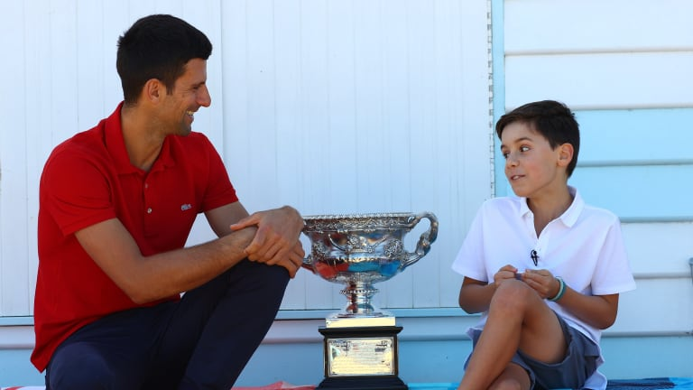 Djokovic plans more selective schedule upon reaching No. 1 record