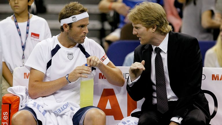 """""""I always felt gratified as a player when Jim Courier was captain, and I knew he had been in any possible scenario I might face on the court."""""""