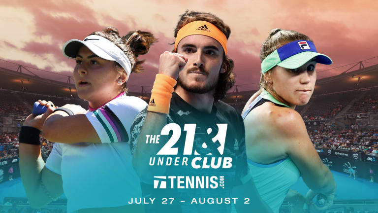 The 21 & Under Club, 2020 Edition: Amanda Anisimova