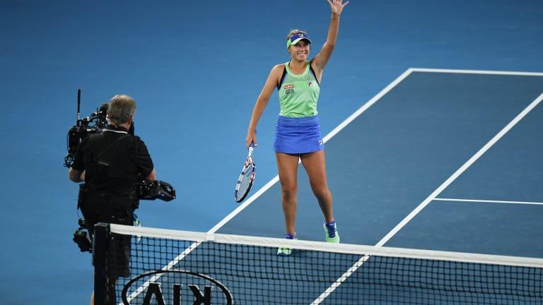 TENNIS.com's 2020 WTA Player of the Year: Sofia Kenin