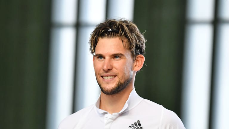 Inspired by Massu, Thiem wants to feel Olympic emotions for himself