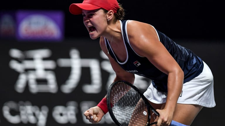 WTA Finals confirms what was suspected: Ash Barty was the best of 2019