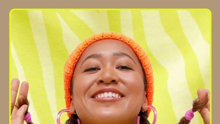 Naomi Osaka Sweetgreen ad
