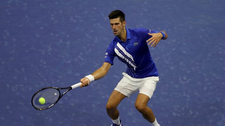 Evans—With the PTPA, history and unity aren't on Novak Djokovic's side