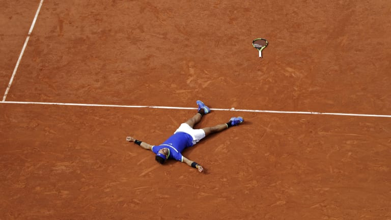 Rafael Nadal's 10th French Open title was his most masterful yet