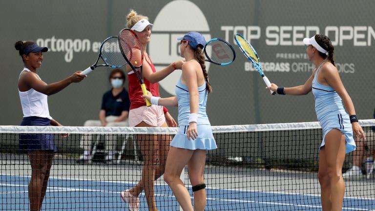 Top 5 Photos 8/12: Gauff scores big  win over Sabalenka