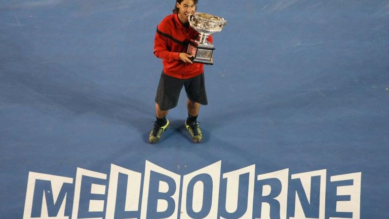 6. 2009 Australian Open