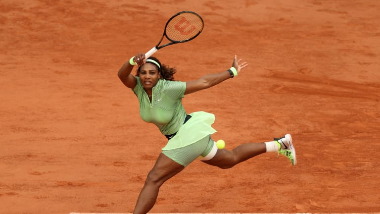 2021 French Open - Day Four