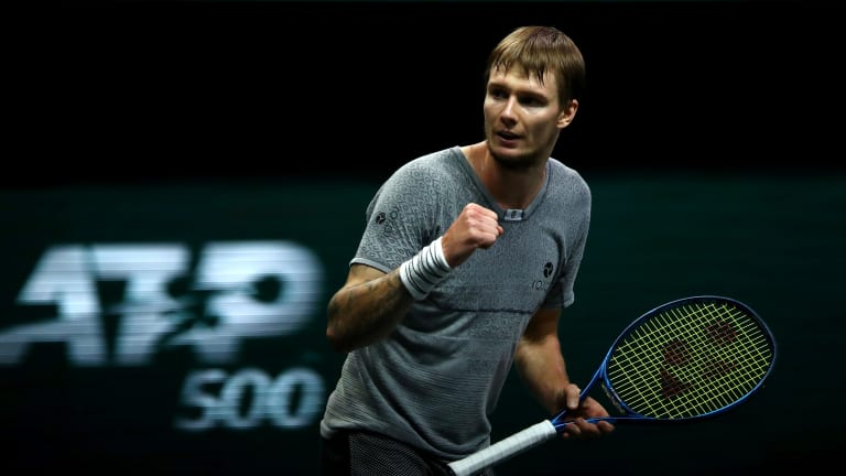 Rotterdam: Medvedev joins Brady in losing AO follow-up; Zverev out too