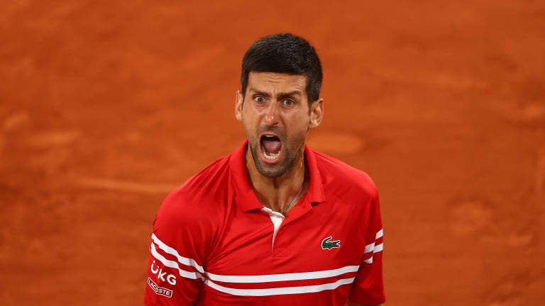 Djokovic wants another shot at the King of Clay.