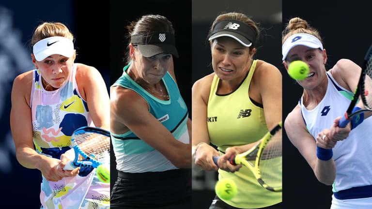 UTR Pro Match Series preview: Anisimova, Riske, Tomljanovic, Collins