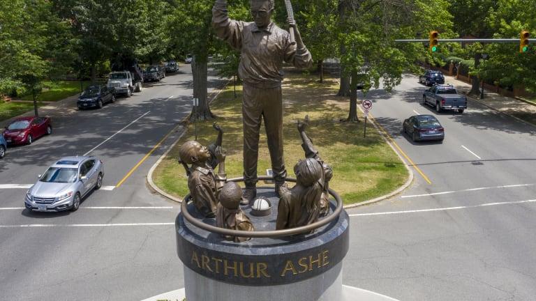 Jeanne Moutoussamy-Ashe's idea to resolve Arthur's statue struggle