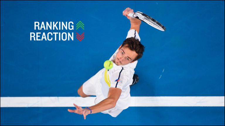 Medvedev ends Federer, Nadal, Djokovic and Murray's ATP Top 2 monopoly
