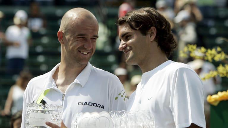 TBT, 2006 Miami: Federer beats future coach Ivan Ljubicic in the final