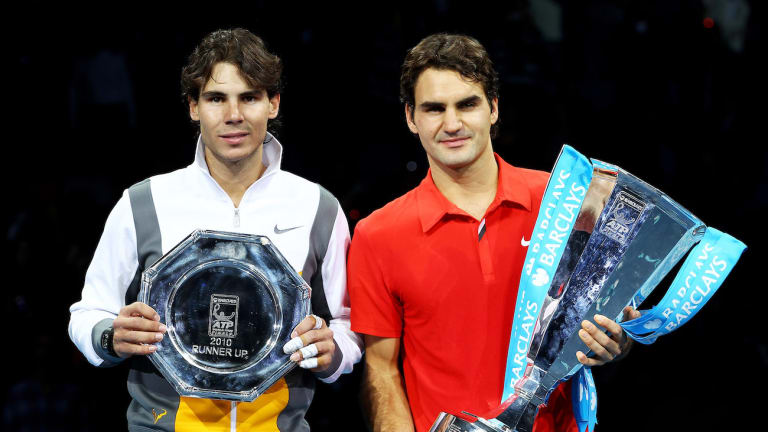 No Place Like  'Home': Federer as  the best of the best