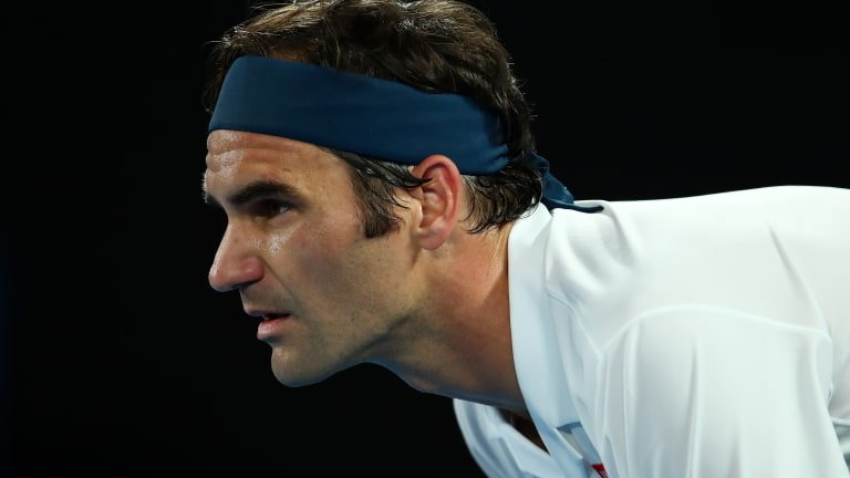 Roger Sterling: Federer teaches Taylor Fritz a lesson in excellence