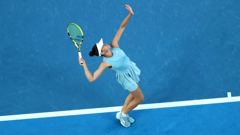 Three WTA storylines emerging from the Australian Open